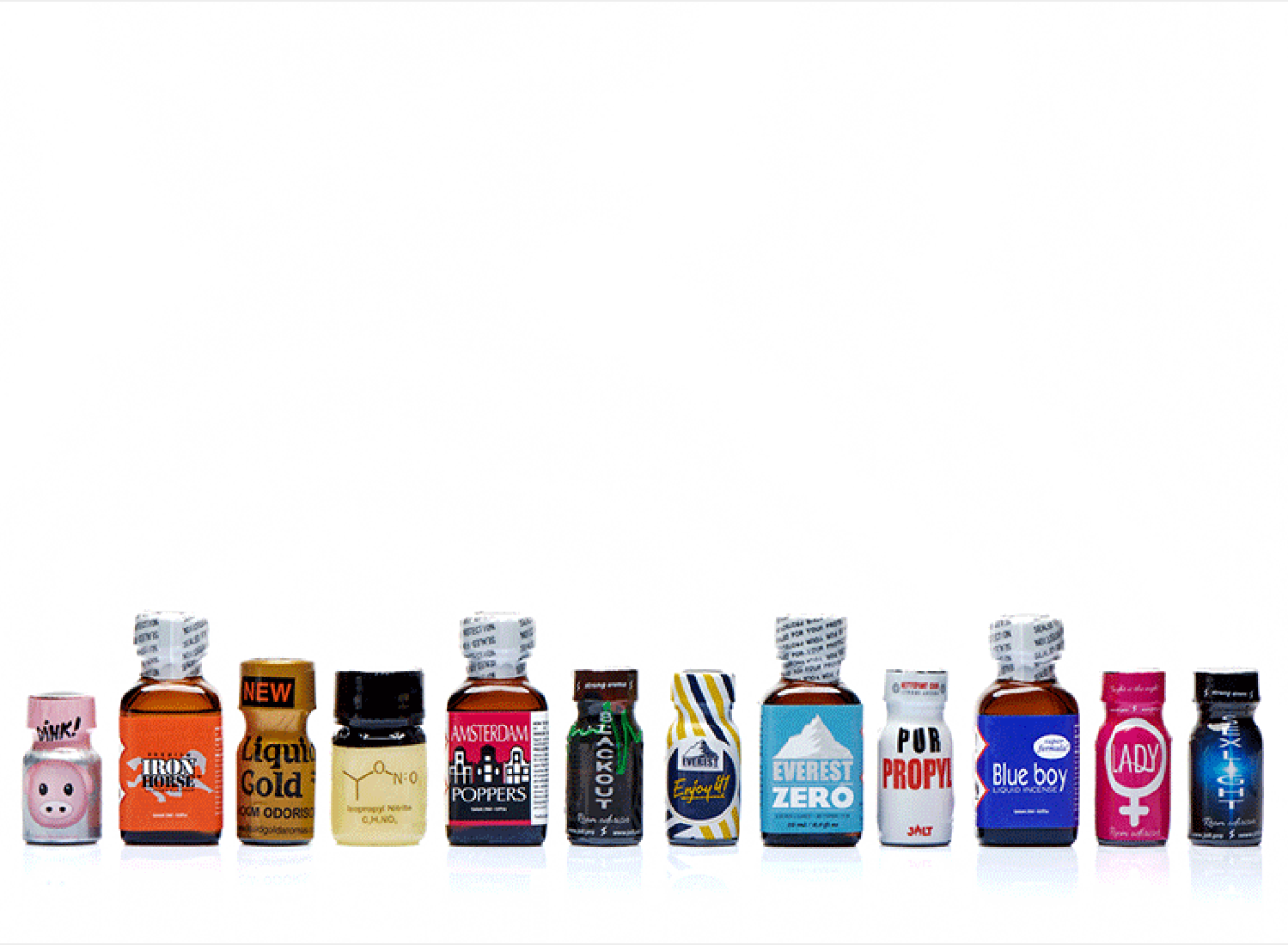 WHICH TYPE OF POPPERS IS MADE FOR YOU?