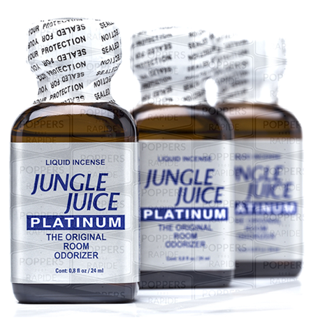 Jungle Juice Platinum Poppers Aromas Blog