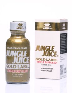 Jungle juice poppers gold label
