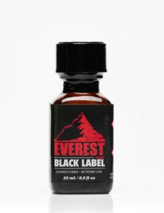 Everest poppers black label