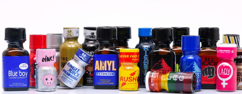 All poppers
